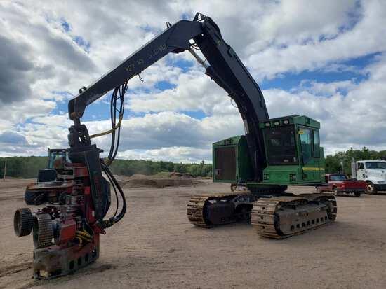 John Deere 703j Processor/harvester