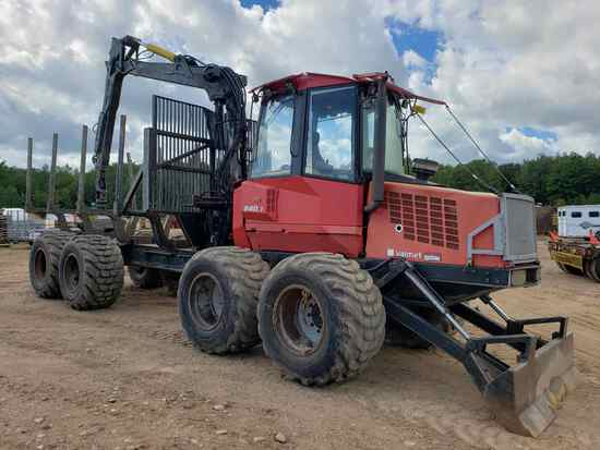 Valmet 840.3 Forwarder