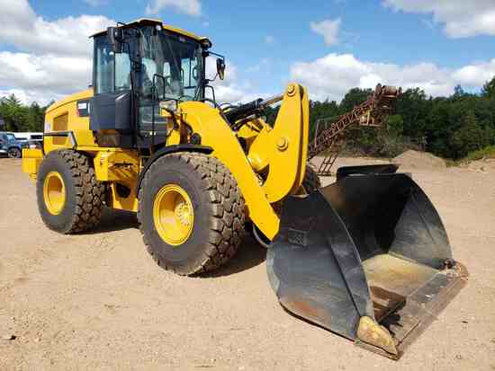 2019 Caterpillar 930m Wheel Loader