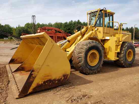 Deere 844 Wheel Loader