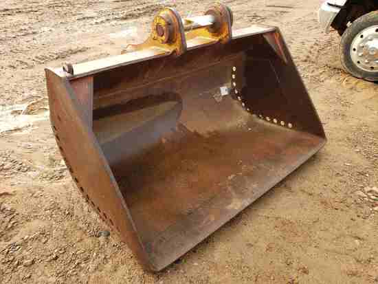 "Excavator Bucket- Approx 65"" Wide"