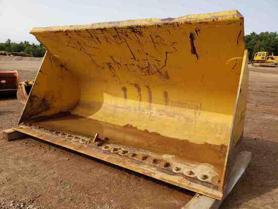 Altrax 12' Wide Loader Bucket