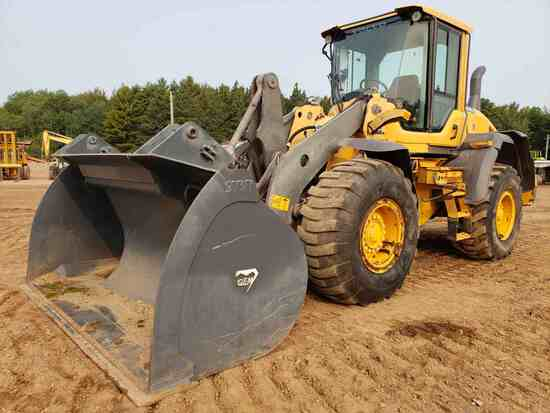 2012 Volvo L90g Wheel Loader