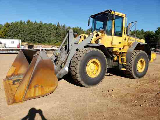 2007 Volvo L120e Wheel Loader