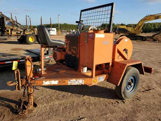 Wagner Smith T1dp-19.8 Single Drum Puller