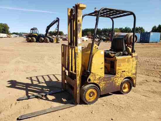 Caterpillar Tc30 Lp Forklift