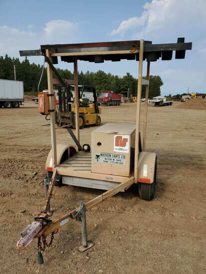 Federal Construction Prod Rw-1tf Sign Board