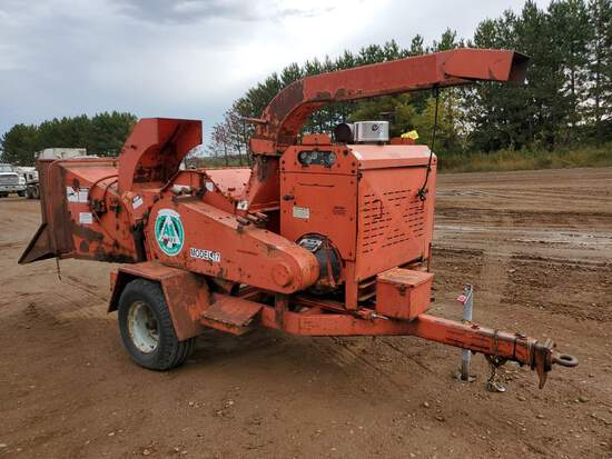 Morbark Sp211hp3 Chipper