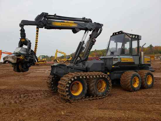 1999 Ponsse Cobra Hs 10 Processor / Harvester