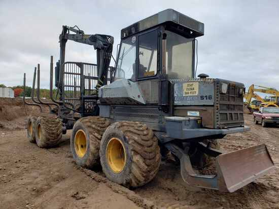 Ponsse Buffalo S16 Forwarder