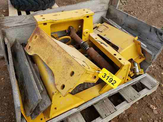 Misc Deere Winch Parts