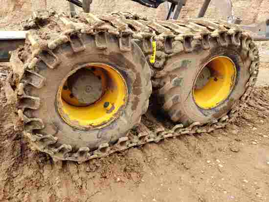 Olofsfors Forestry Eco-tracks Set For 700 Tires