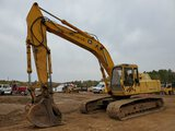 Deere 790dlc Excavator