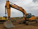 Samsung Se450lc-3 Excavator