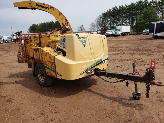 2007 Vermeer Bc1000xl Chipper (titled)
