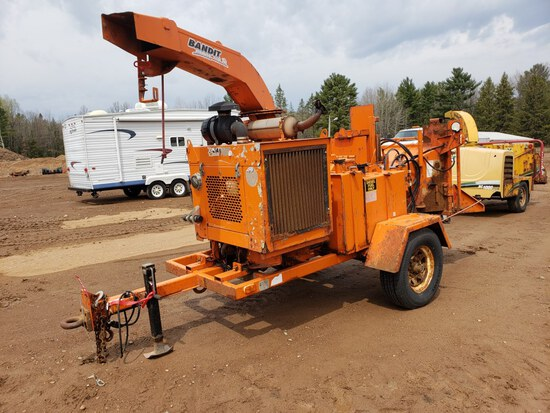 2011 Bandit Intimidator 990xp Chipper (titled)