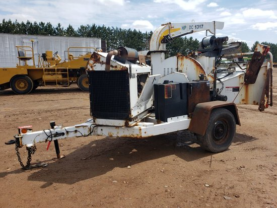 2013 Altec Dc 1317 Hp Chipper (titled)