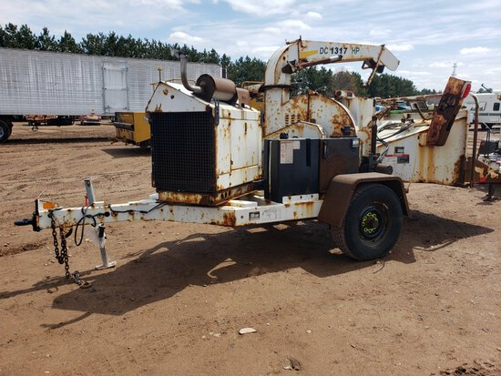 2012 Altec Dc 1317 Hp Chipper (titled)