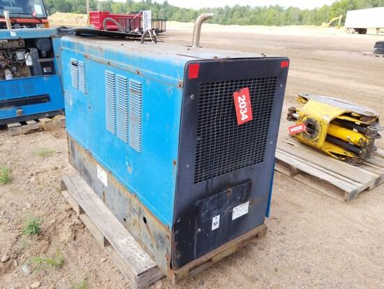 Miller Big Blue 402p Dc Welder/generator