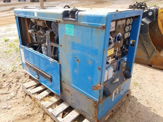 2001 Miller Big Blue 402p Welder/generator