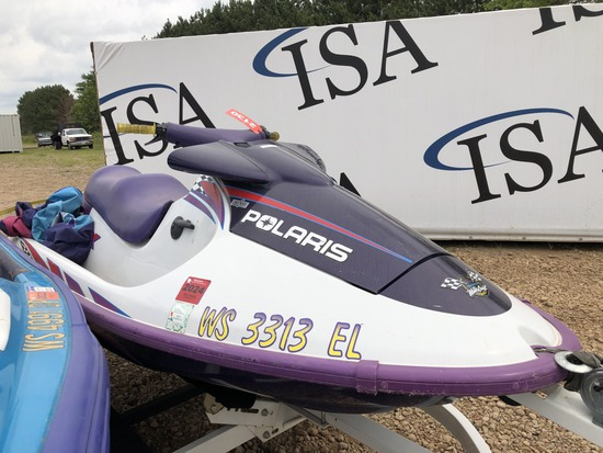 1997 Polaris Stlx Jet-ski