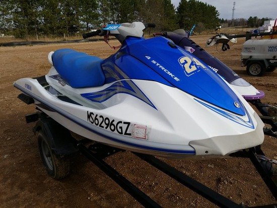 2006 Yamaha Vx110 Sport Jetski