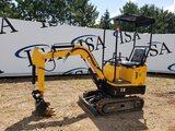 2021 Unused Tiller King Mini Excavator