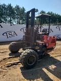 2017 Palfinger Gt55 Truck-mounted Forklift