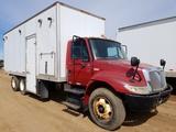 2004 International 4400 Maintenance Truck