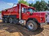 1996 Mack Rb688s Quad Dump Truck