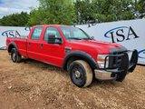 2008 Ford F250sd 4 Door Pickup