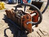 Npk H-8xa Hydraulic Hammer Fits Cat 320