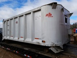 Benson Aluminum Dump Truck Box