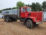 1985 Diamond Reo C116 Water Truck