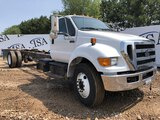 2012 Ford F750 Truck Chassis
