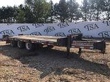 Interstate 50dla Tri-axle Trailer
