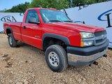 2004 Chevrolet Silverado 2500hd Truck