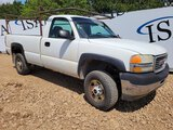 2002 Chevy Silverado 2500 Truck