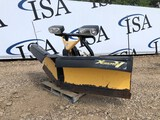 Fisher Xtremev Stainless V Plow With Lights