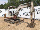Takeuchi Tb135 Mini Excavator