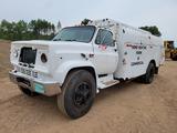 Gmc 7000 Fuel Truck