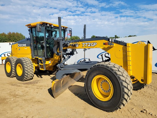 Annual Fall Heavy Equipment Auction - Day 1 of 3