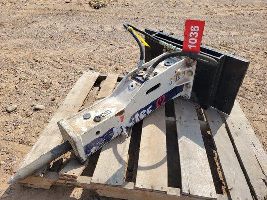 Bretec C2 Hydraulic Hammer For Sherpa Mini