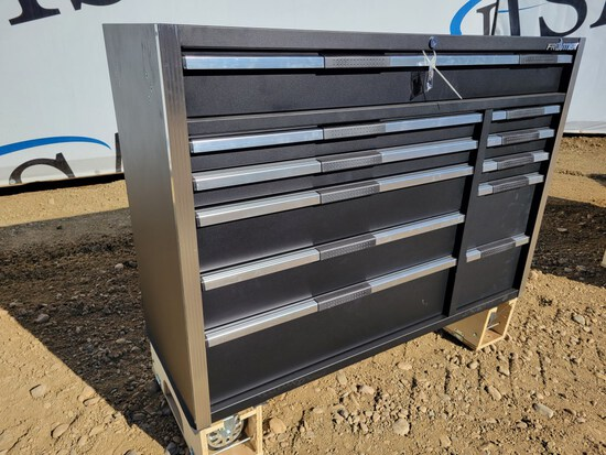 Unused Frontier 11-drawer Rolling Tool Chest
