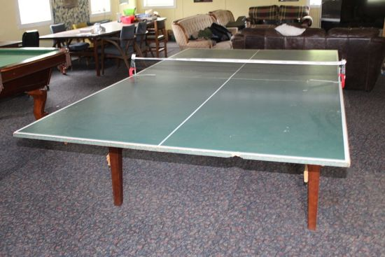 9 foot Ping Pong Table