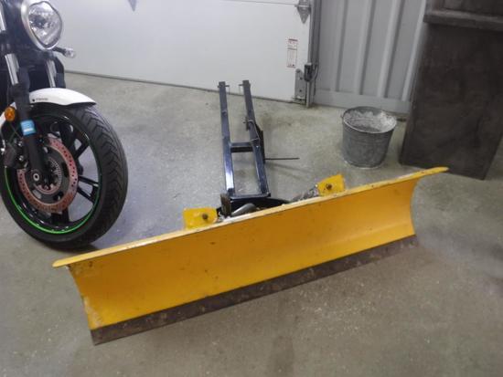 Snow Moose Plow ATV Plow