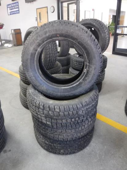 Cooper Discovery M&S 225/70 R16
