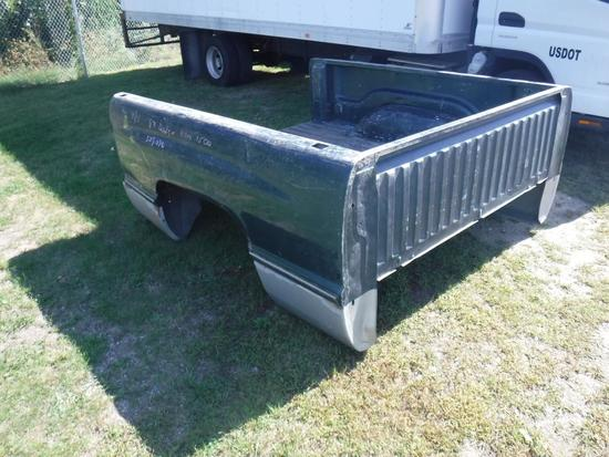 Dodge Ram 1500 Truck Box