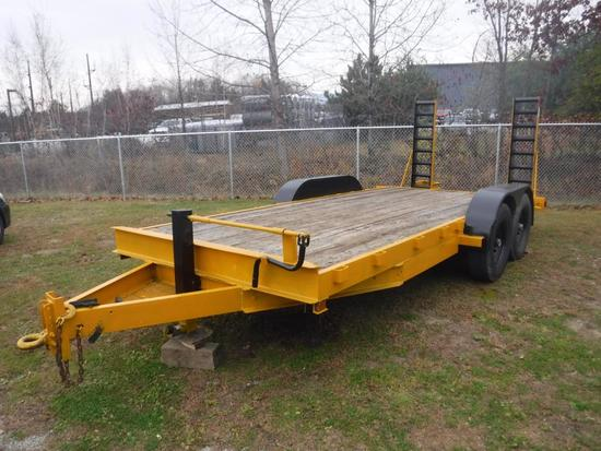 2001 Kaufman 18' Trailer