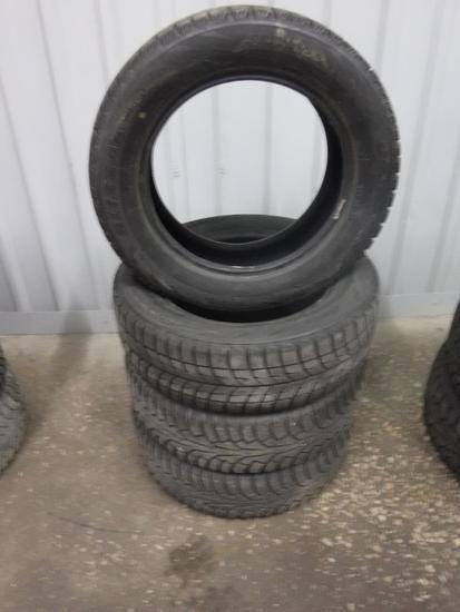 Winter Tires Mixed Set 185/65R15